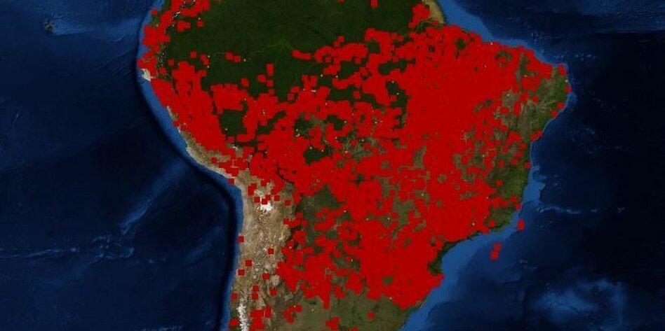 warum brasilien saugt