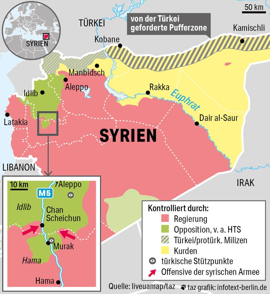 Syrien Gipfel In Moskau Putin Lasst Erdogan Abblitzen Taz De