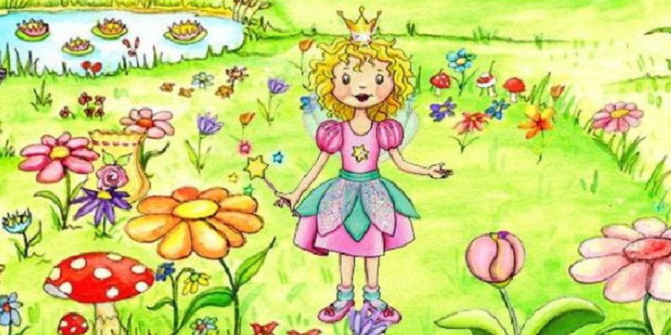 B se dinge im kinderzimmer die vier reiter der apokalypse - Lillifee kinderzimmer ...