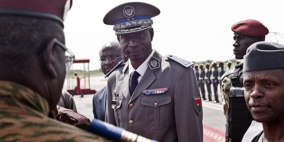 Generäle in Burkina Faso verurteilt