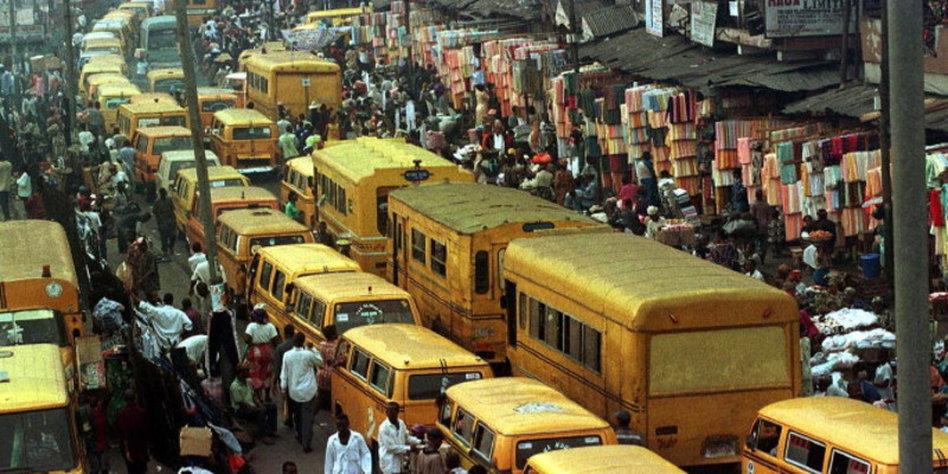 Image result for Infrastruktur in Nigeria