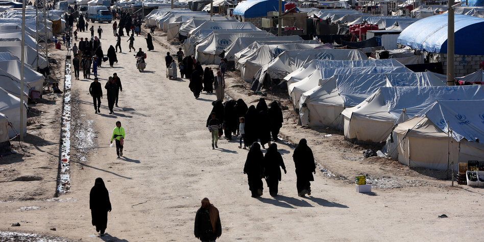 Wohin mit deutschen IS-Kindern?