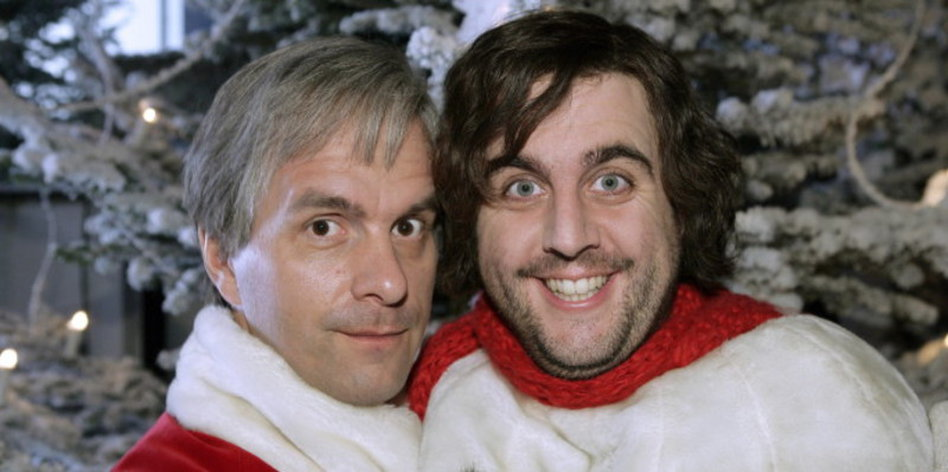 Die Zwei Weihnachtsmänner