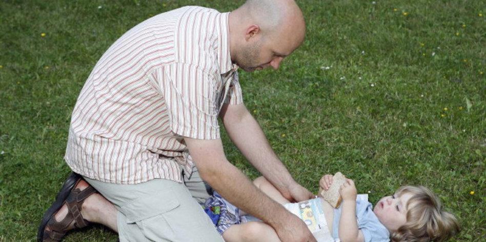 alleinige sorgerecht für väter