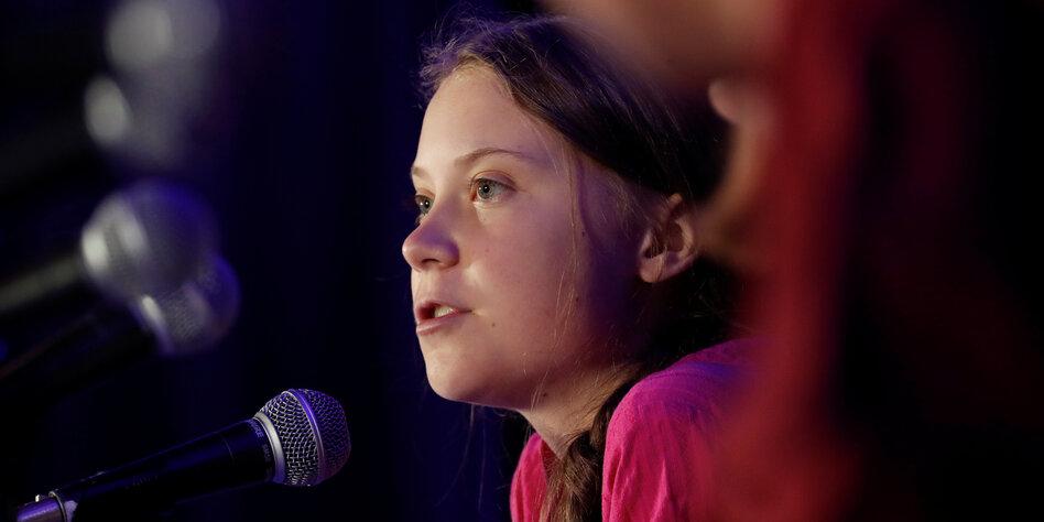 Nackt  Greta Thunberg Adolf Hitler's