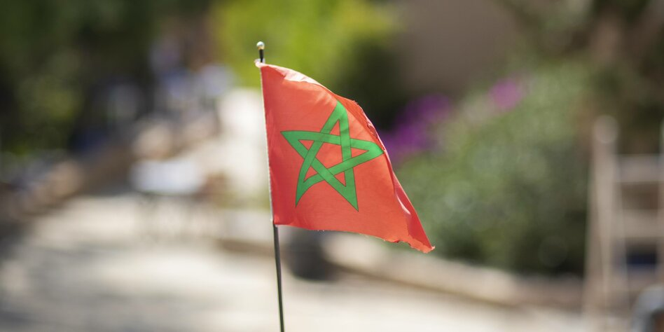 Aufbegehren in Marokko