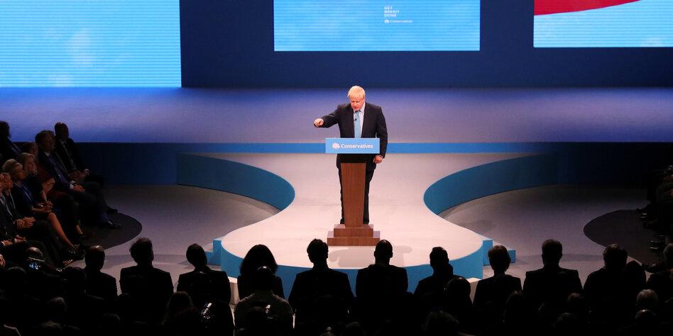Skeptische Reaktionen auf Johnsons Brexit-Pläne - Überregionales