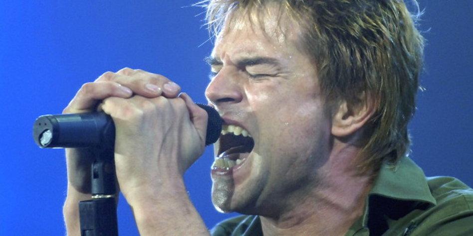 Genieße am niedrigsten Preis ungeschlagen x Original Tote-Hosen-Sänger Campino über Rot-Grün: