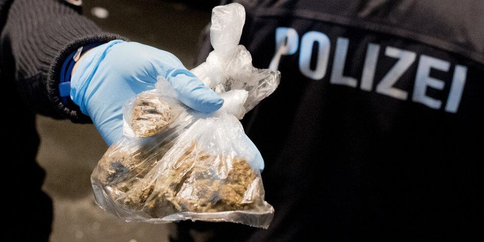 Cannabis und Drogenpolitik - cover