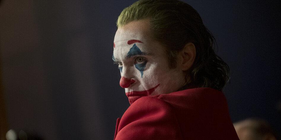 """Comic-Verfilmung """"Joker"""": Der tragische Killer-Clown"""