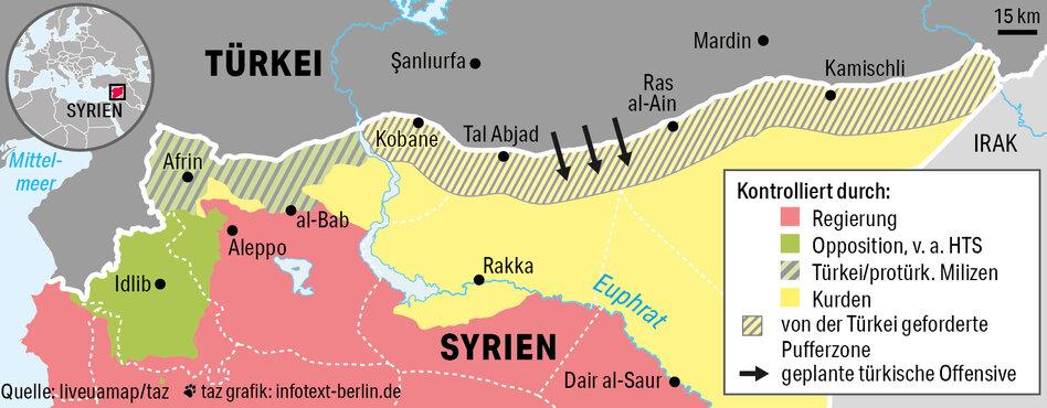 türkische invasion