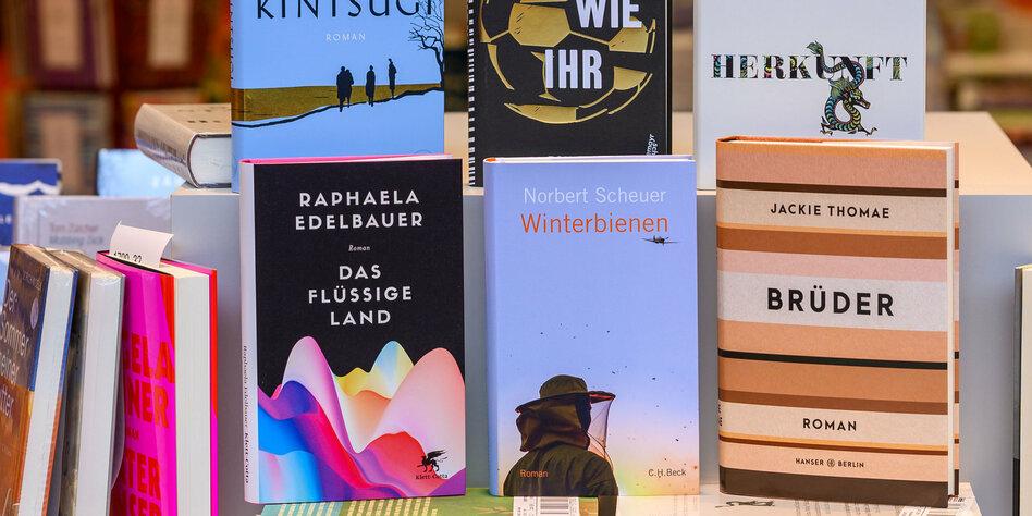 Stanišić erhält den Deutschen Buchpreis