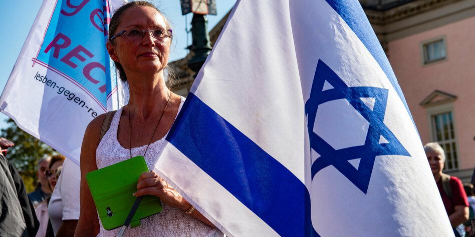 Proteste gegen Antisemitismus
