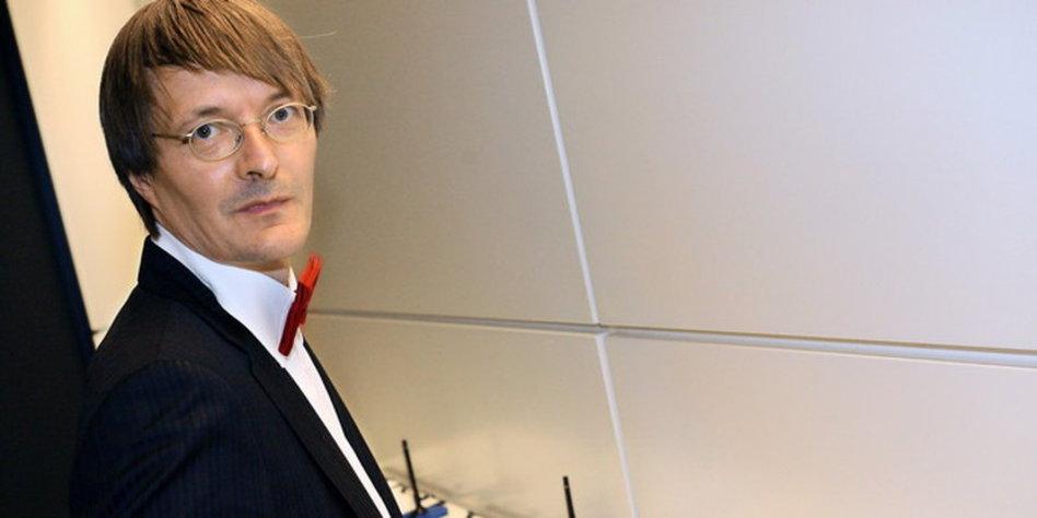 Spd Politiker Lauterbach Verteidigt Agenda 2010 Die Hartz Reformen Sind Links Taz De