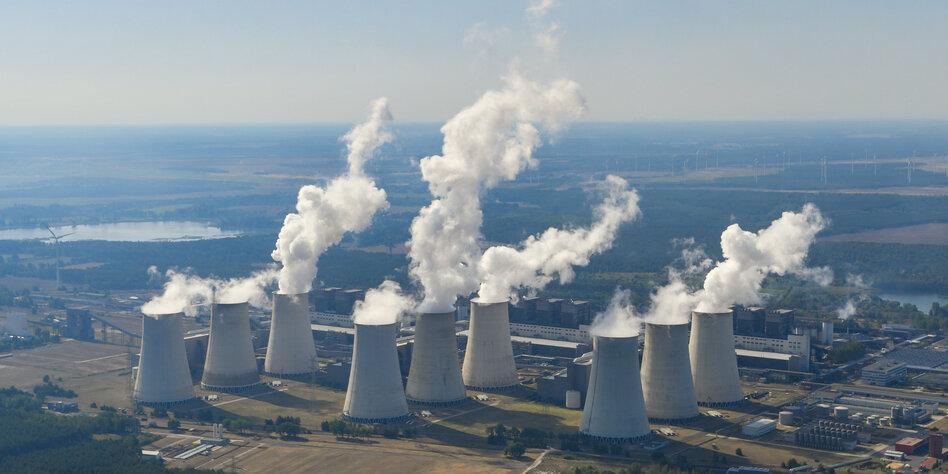 Klimaprotest gegen Weltbank