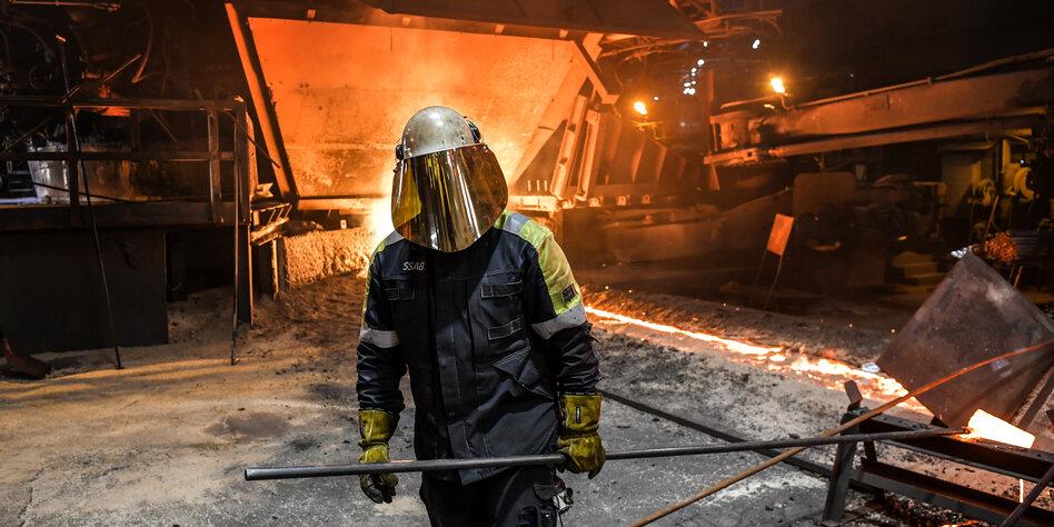 Fossilfreie Stahlproduktion in Schweden – Wasserstoff statt Koks