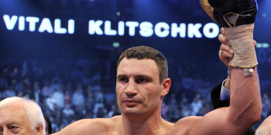 Klitschko Boxkampf 2021