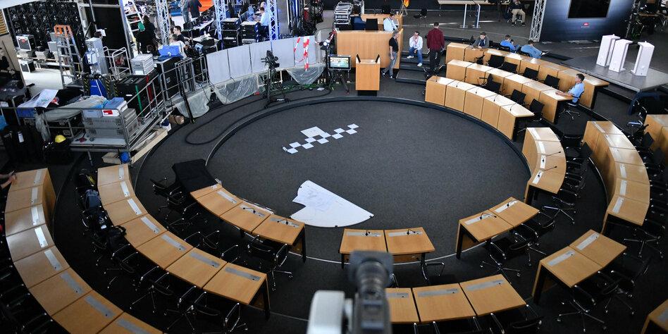 Wahlkampfendspurt In Thüringen Knappes Ergebnis Erwartet