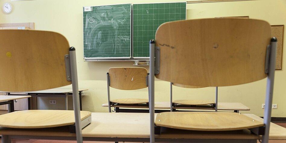 Das gespaltene Klassenzimmer