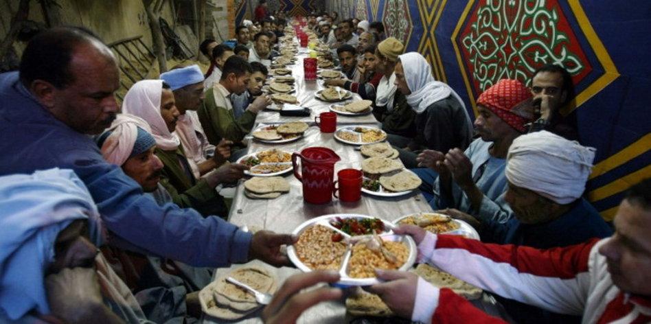 Ramadan 2021 Zeiten Essen