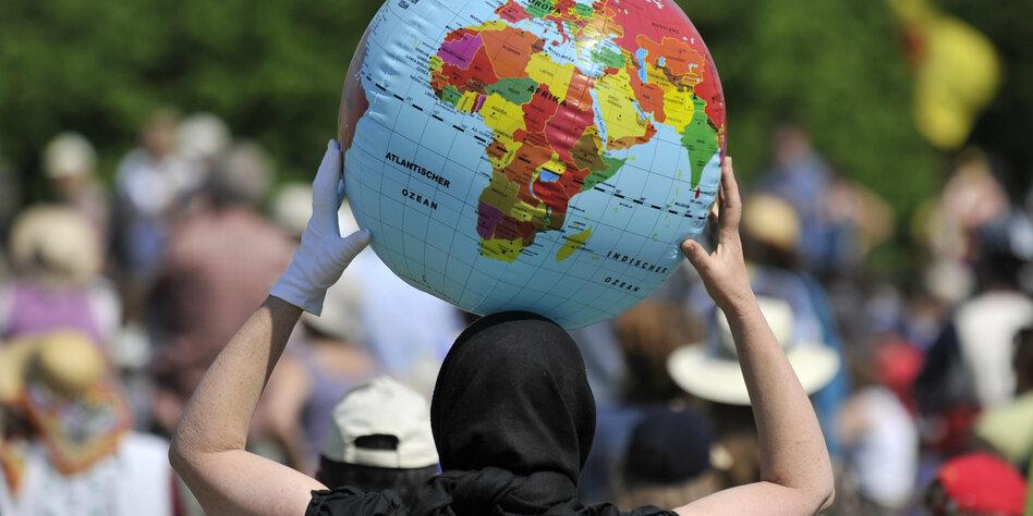 Politische Vermessung der Welt
