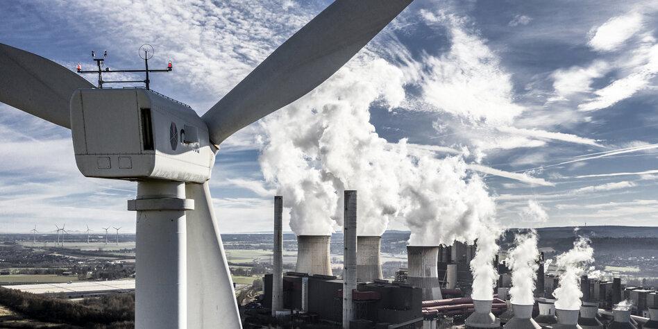 Windausstieg statt Kohleausstieg