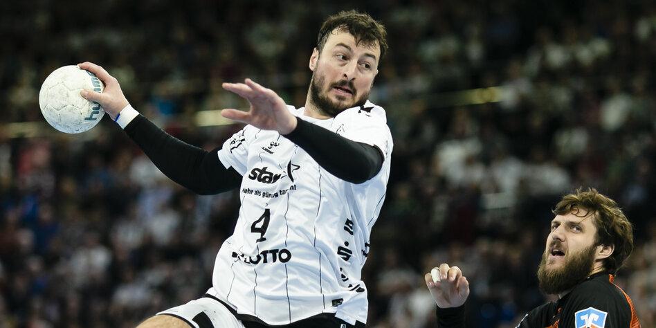 Im Handball alles wieder beim Alten