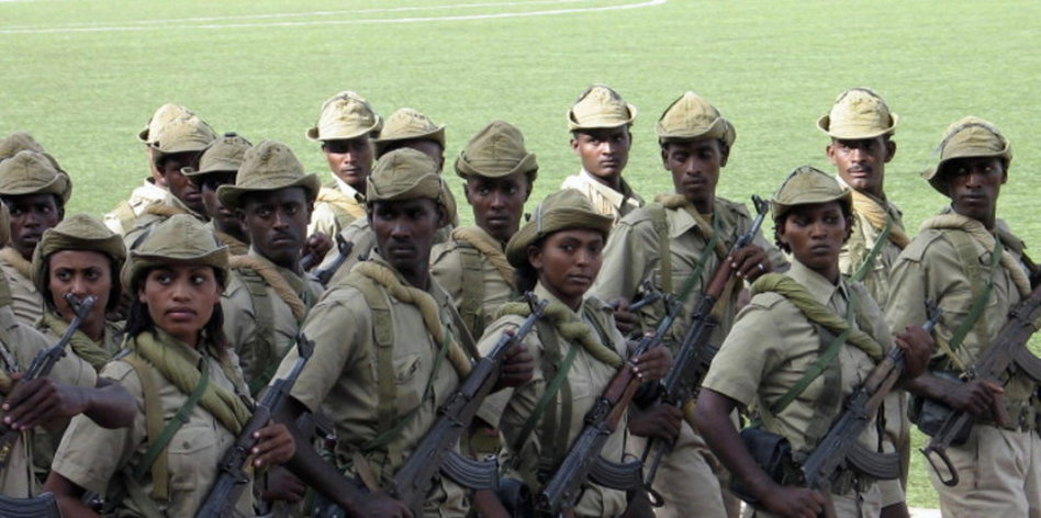 äthiopien Krieg