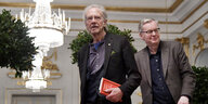Pressekonferenz in Stockholm: Diese dummen Fragen