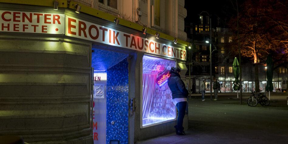 """""""Prostitution ist Gewalt"""""""