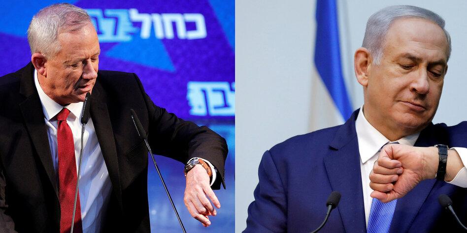 Israels Parteien einigen sich auf Neuwahl