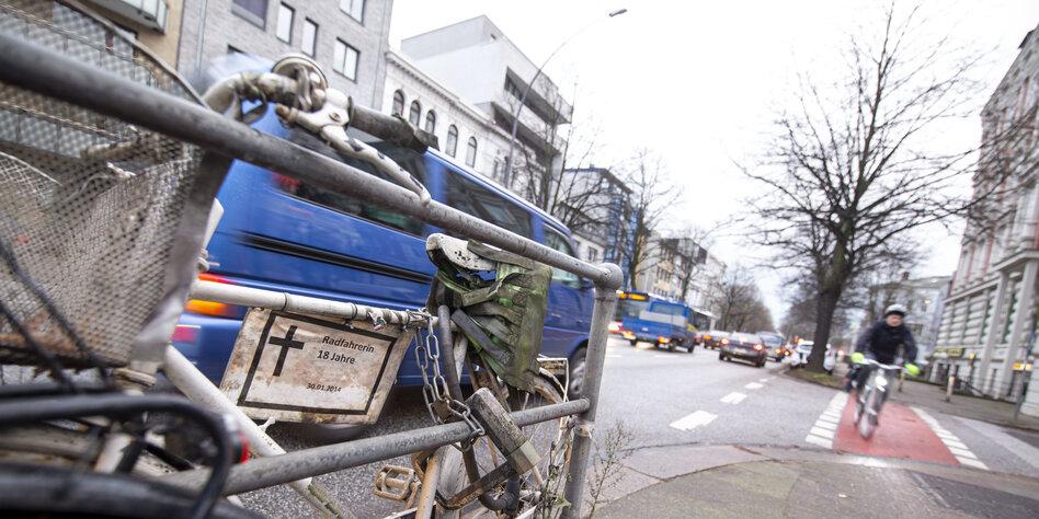 Schmalspurlösung für Fahrräder