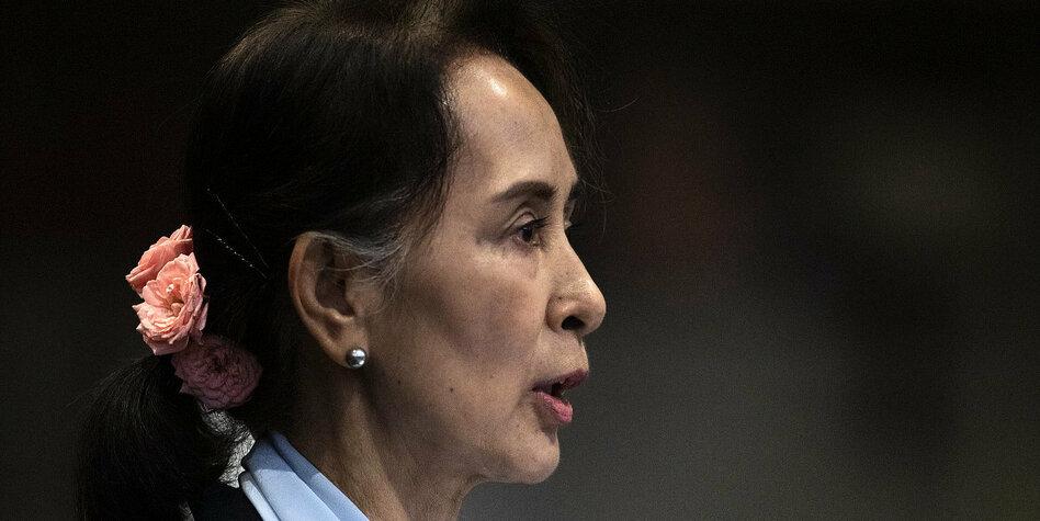 Völkermordvorwurf gegen Myanmar: Kein Vorsatz zum Genozid