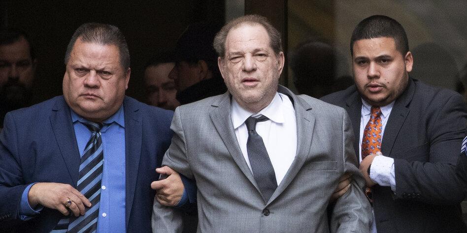 Weinstein einigt sich mit Klägerinnen