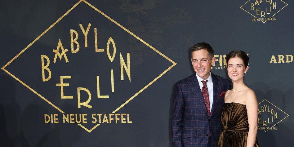 Dritte Staffel Babylon Berlin Alle Waren Da Taz De