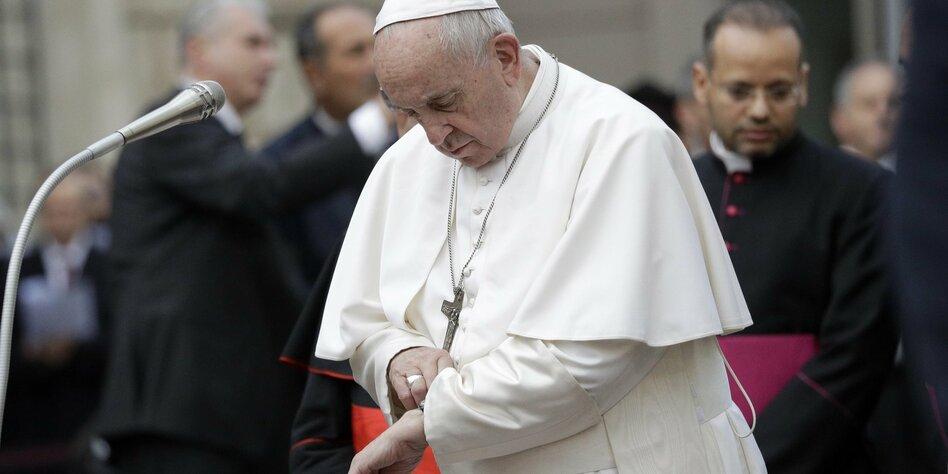 Papst schafft