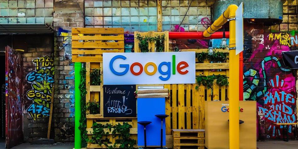 Tschüss, Google!