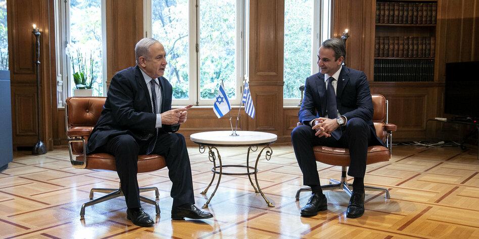 Abkommen für Mittelmeer-Gas-Pipeline