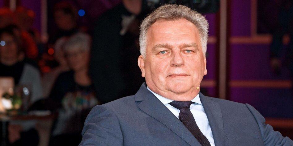 Ex Politiker Im Dschungelcamp Faust Aufs Auge Taz De