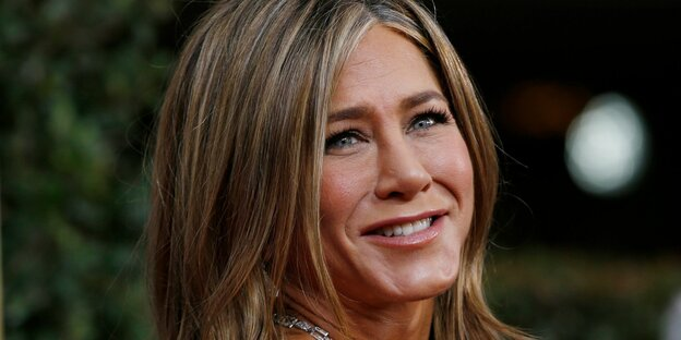 Porträt Jennifer Aniston