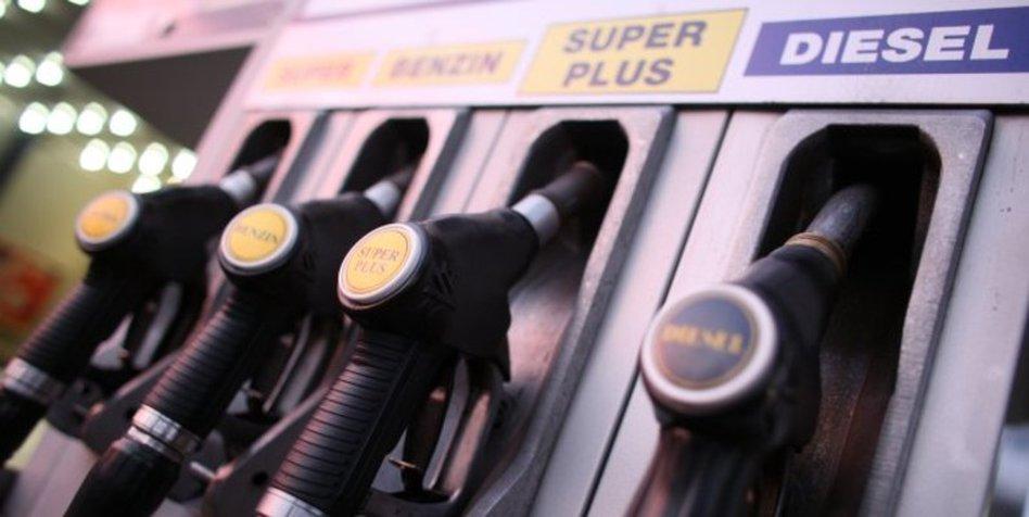 mineralölsteuer diesel benzin