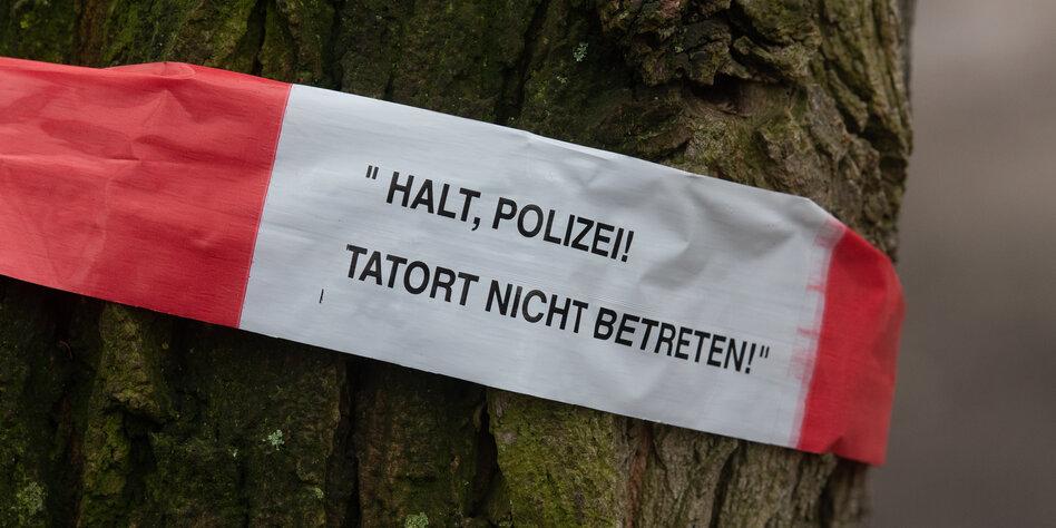 Berlin Mordrate