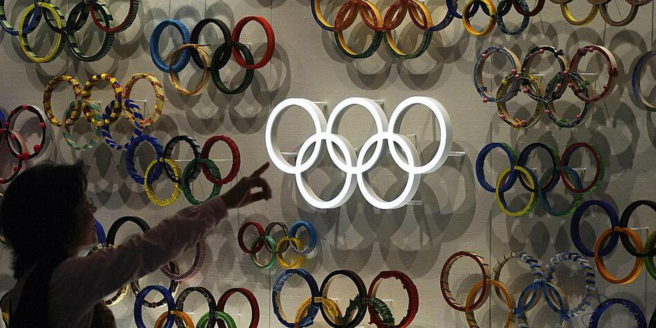 Olympische Spiele In Tokio 2020 Das Marchen Von Den Gratisspielen Taz De