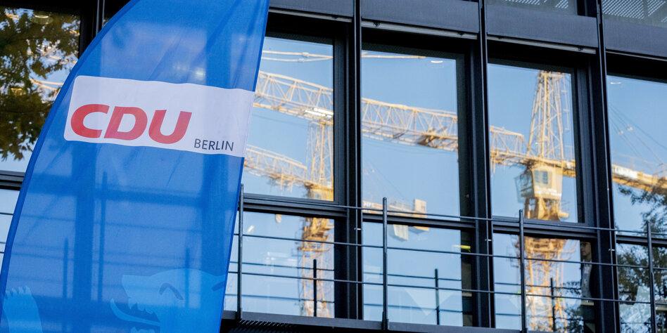 Kündigt der CDU!