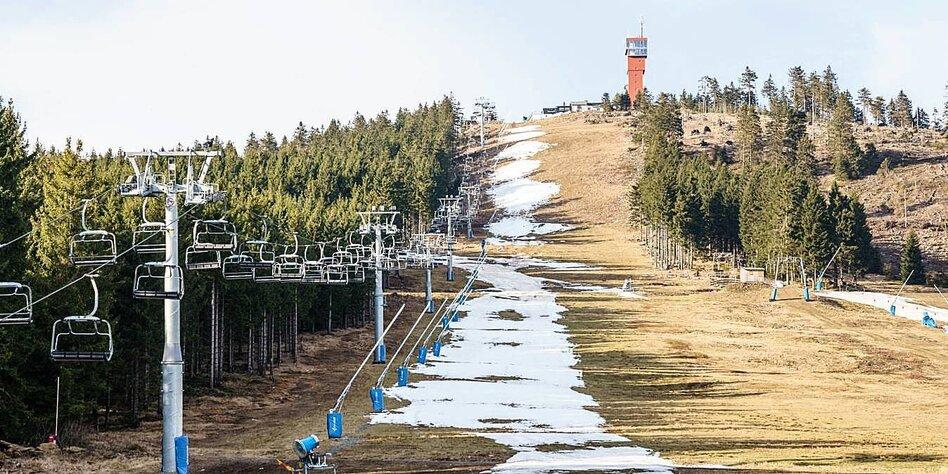 Ski und Rodel schlecht