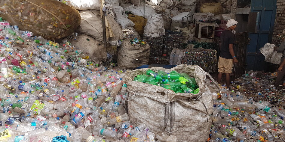 Indien verzichtet auf Müllimporte