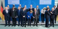 Libyen-Konferenz in Berlin: 55 Knackpunkte