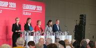 Antisemitismus in der Labour-Partei: Schaulaufen für Corbyns Nachfolge