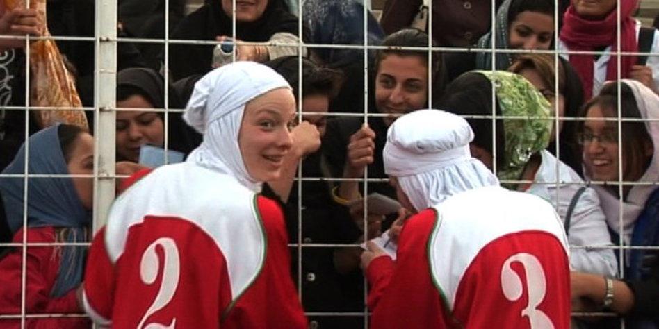 Dokfilm Deutsch Iranischer Frauenfussball Subversiver Sieg