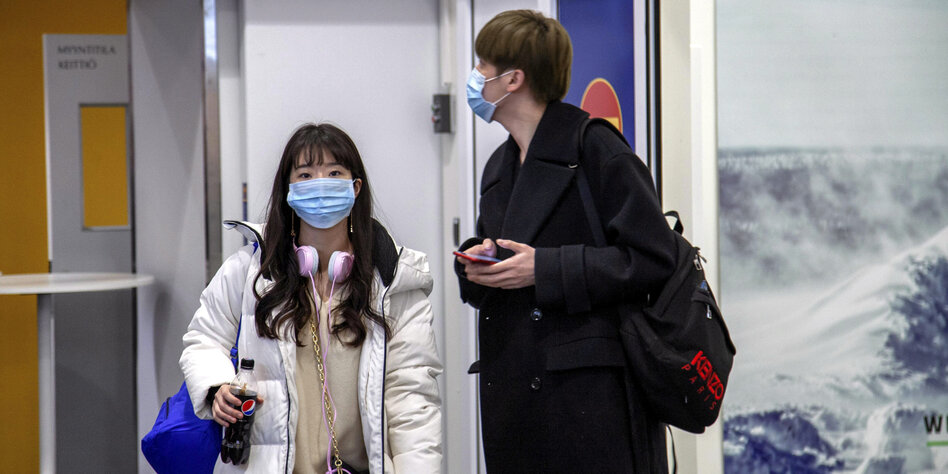 coronavirus lungenkrankheit